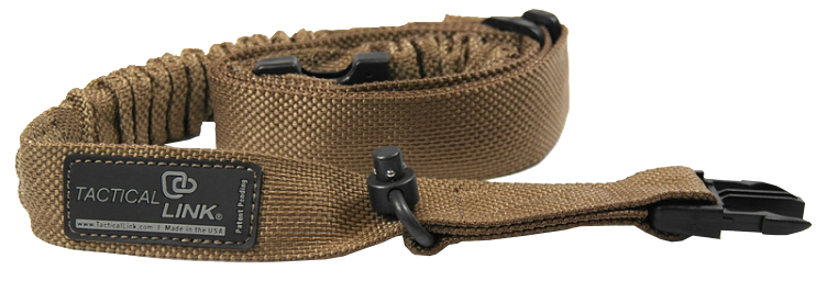 SCAR Bungee Sling – Tactical Link One or Two Point Bungee Sling with QD Connector