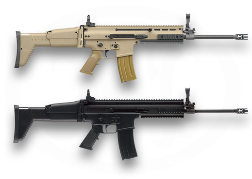 SCAR 16 – 556 NATO (.223) / Build your custom FN Scar 16s Rifle