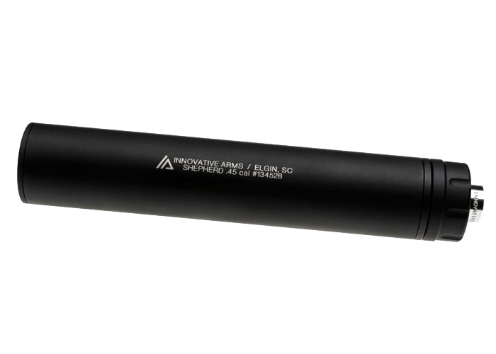FNX 45 Tactical Suppressor – IA Shepherd
