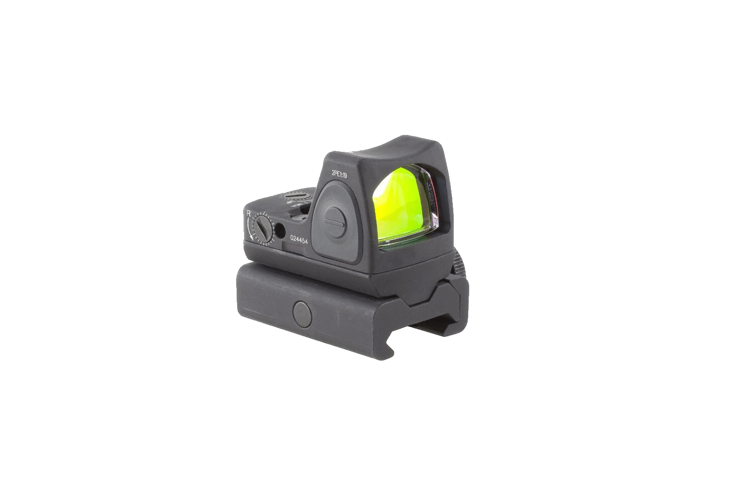 P90 Optic Trijicon RMR Adjustable LED Red dot w/ PS90 Picatinny Mount