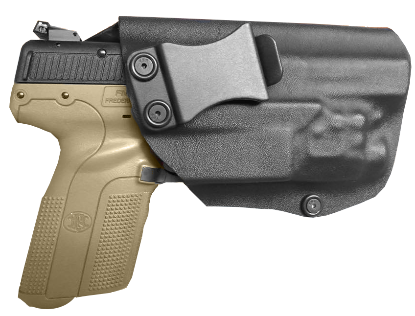 FN IWB Holster – Inside The Waistband Holsters for FN Firearms