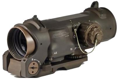 FN Scar optics