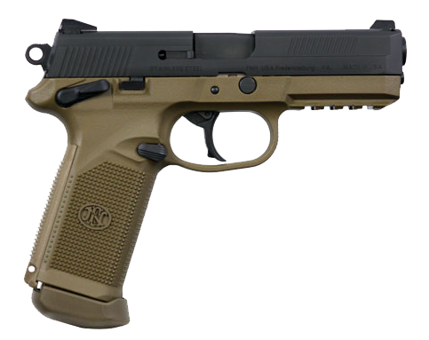 FNX 45 Pistol – The Best 45 in The World