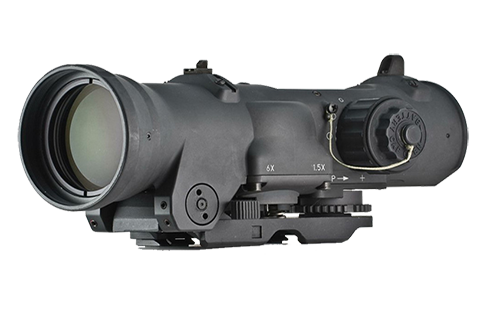 ELCAN SpecterDR 1.5x-6x Combat Sight – Military Grade SCAR Optics