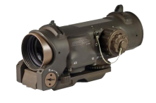 ELCAN SpecterDR 1x 4x Combat Sight – Military Grade SCAR Optics