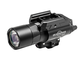 Surefire X400 WeaponLight with Green Laser