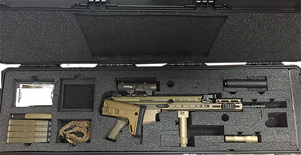 SCAR 17 - 7 62x51 NATO ( 308) / Build a custom FN Scar 17s Rifle